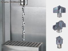 AH9130材质的 DrillMeister DMC钻尖