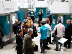 2020 INDEX工厂开放日:众人瞩目的自动化